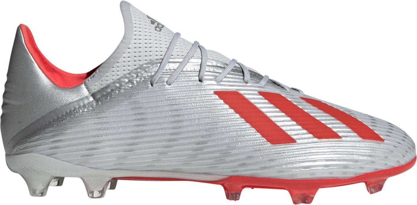 adidas Men's X 19.2 FG Soccer Cleats