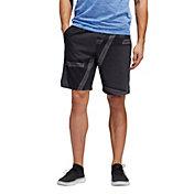 adidas Men's Axis Woven Allover Print Shorts