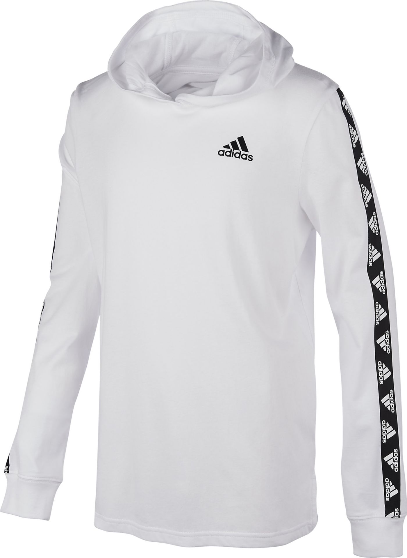 adidas Little Boys' Badge Of Sport Hoodie