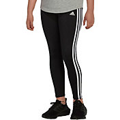 adidas Little Girls' climalite® Long Tights