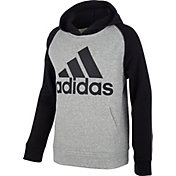 adidas Little Boys' Event Raglan Hoodie
