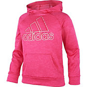 adidas Little Girls' Event Raglan Hoodie