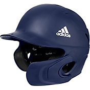 adidas Junior Captain Baseball Batting Helmet w/ Jaw Guard