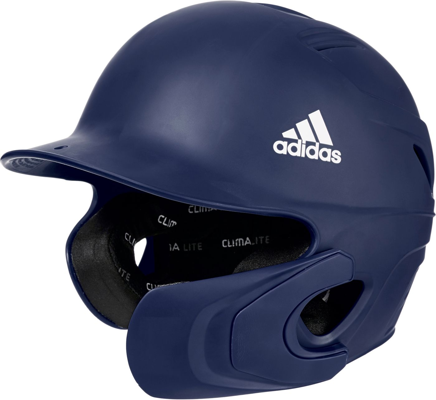 adidas Junior Captain Batting Helmet w/ Jaw Guard