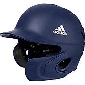adidas Senior Captain Batting Helmet w/ Jaw Guard
