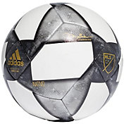 meet 466b6 847ea Product Image · adidas 2019 MLS NFHS Competition Soccer Ball · White Black  Gold