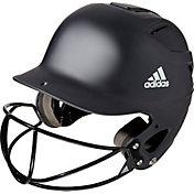 adidas Incite Series Batting Helmet w/ Facemask