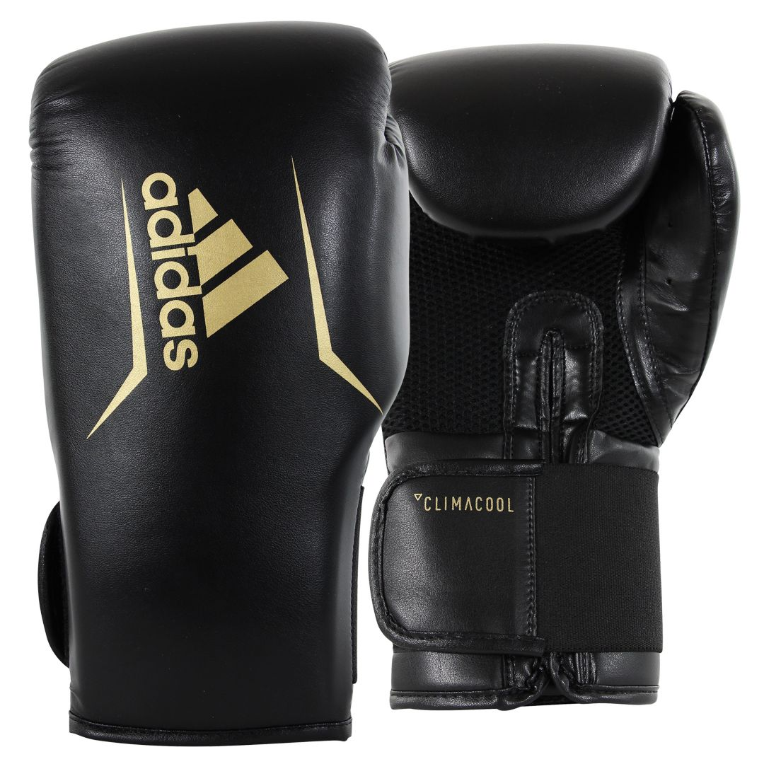 timeless design later release info on adidas Speed 75 Boxing Gloves