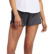 adidas Women's 3-Stripes Knit Shorts