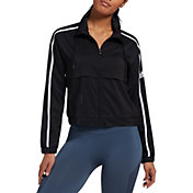 adidas Women's 3-Stripes Woven Training Jacket