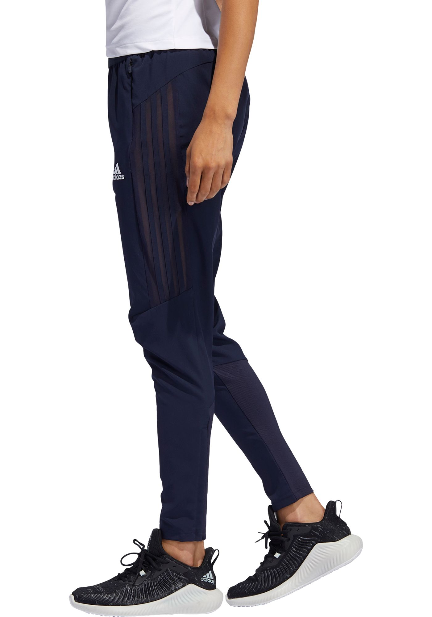 adidas Women's 3-Stripes Woven Training Pants