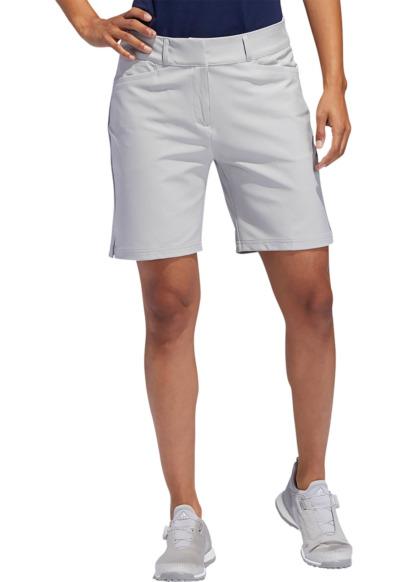 "adidas Women's Ultimate Club 7"" Golf Shorts"