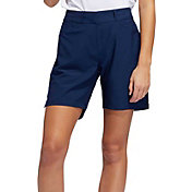 "adidas Women's Ultimate Club 7"" Golf Shorts"