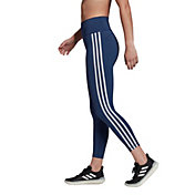 adidas Women's Believe This 3 Stripes 7/8 Tights