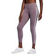 adidas Women's Believe This 2.0 3-Stripes 7/8 Tights