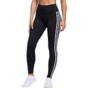 adidas Women's Believe This 3 Stripes Tights