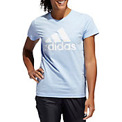 adidas Women's Basic Badge of Sport T-Shirt