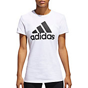 adidas Women's Badge Of Sport Color Fill T-Shirt