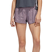 adidas Women's Badge Of Sport Print Pacer Shorts