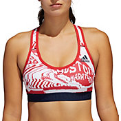 adidas Women's Boston Marathon AS Tech Sports Bra