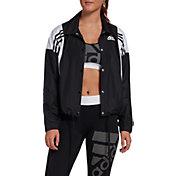 adidas Women's 3-Stripes Coaches Jacket