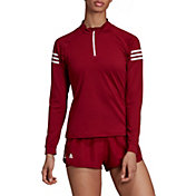 adidas Women's Club ¼ Zip Midlayer Tennis Top