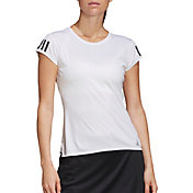adidas Women's Club Three-Stripes Tennis T-Shirt