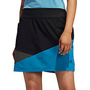 adidas Women's Color Blocked Golf Skort