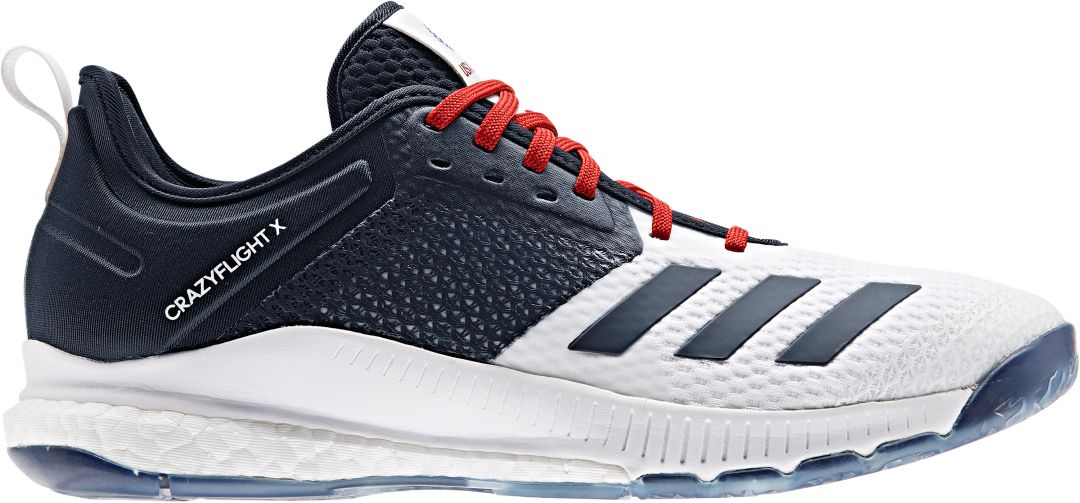 adidas Women's Crazyflight X 3 USA Volleyball Shoes
