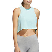 adidas Women's Crop Tank Top