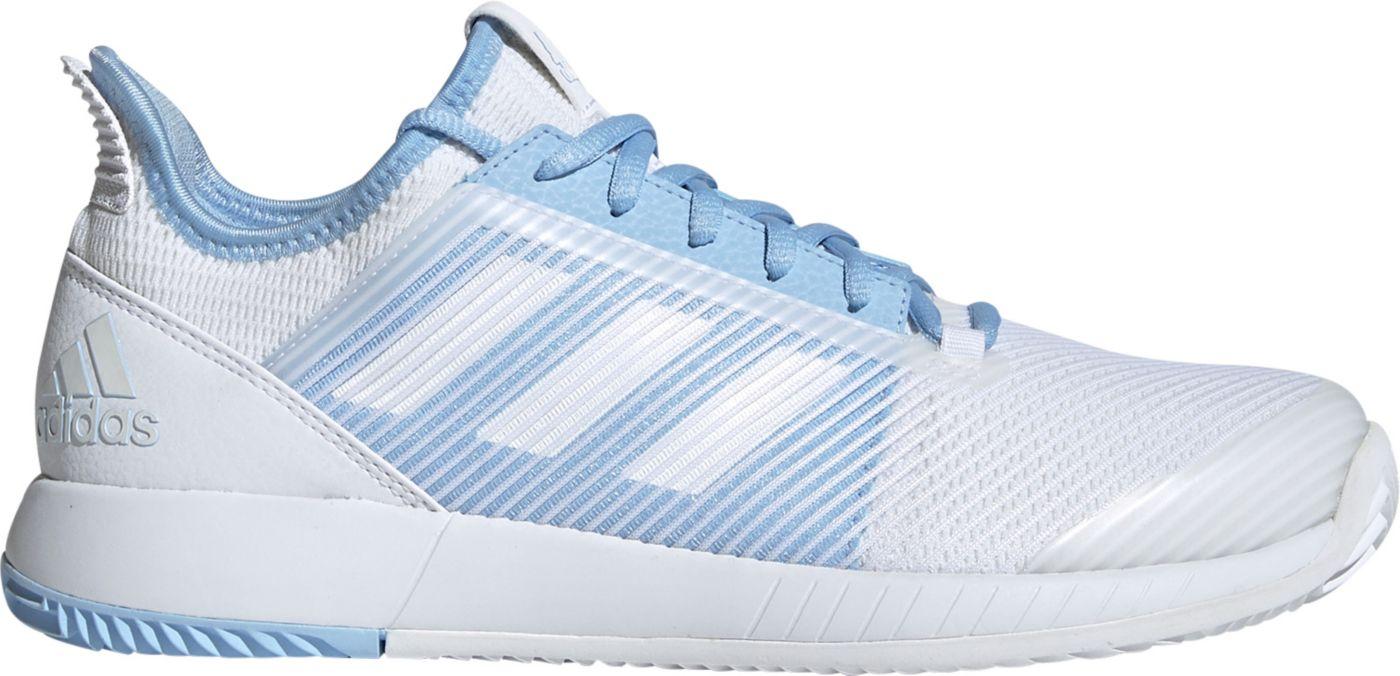 adidas Women's Defiant Bounce 2 Tennis Shoes