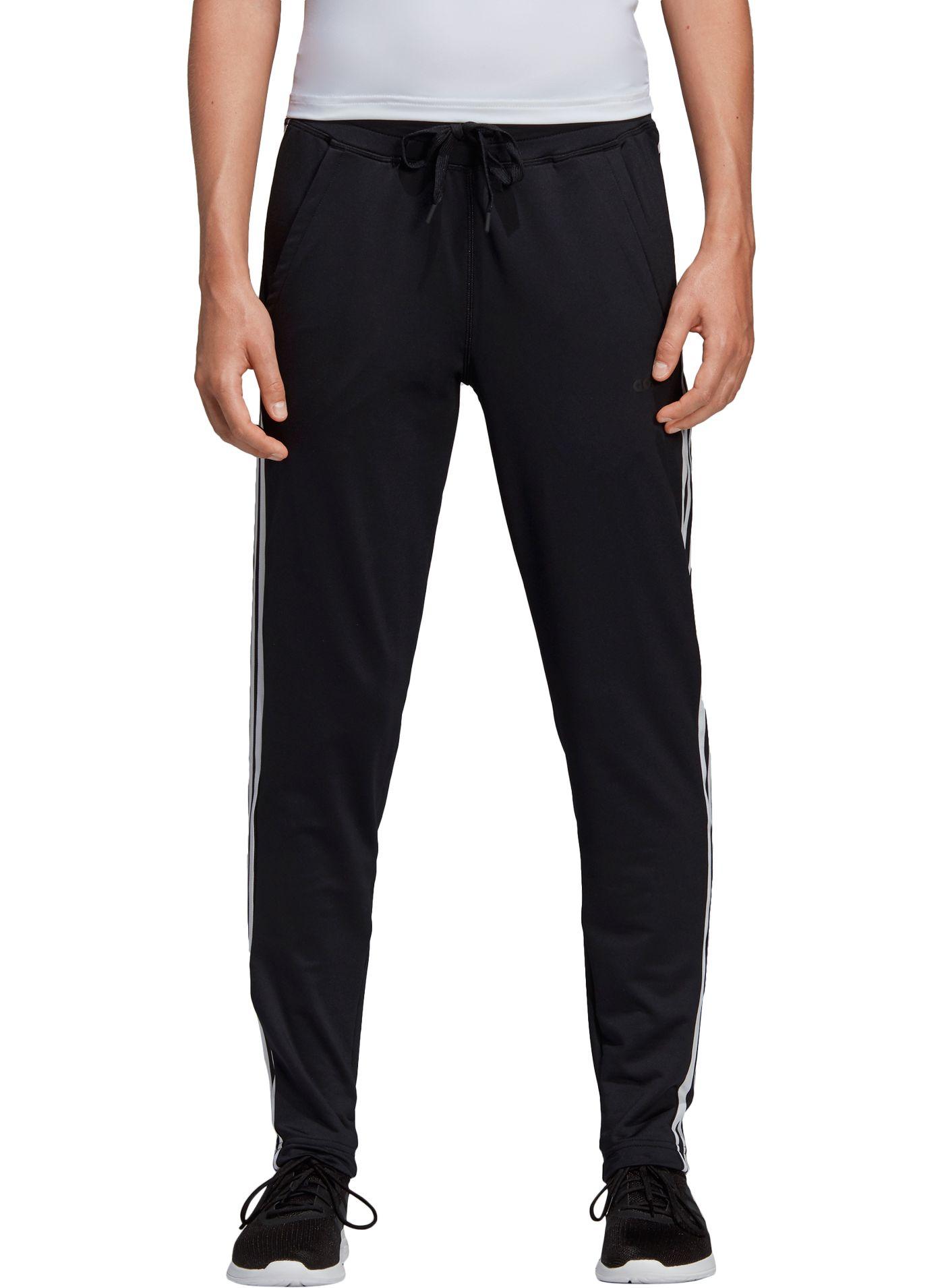 adidas Women's Design To Move 3-Stripe Pants