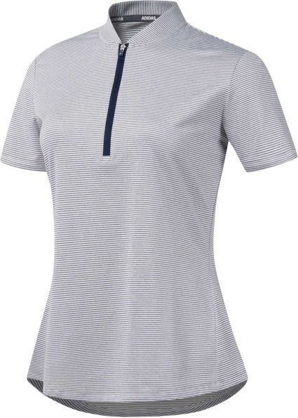 adidas Women's Advantage Novelty Golf Polo