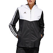 adidas Women's Tiro Hooded Windbreaker Jacket