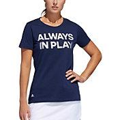 adidas Women's Always In Play Golf Shirt