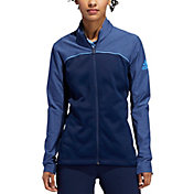 adidas Women's Go-To Full Zip Golf Jacket