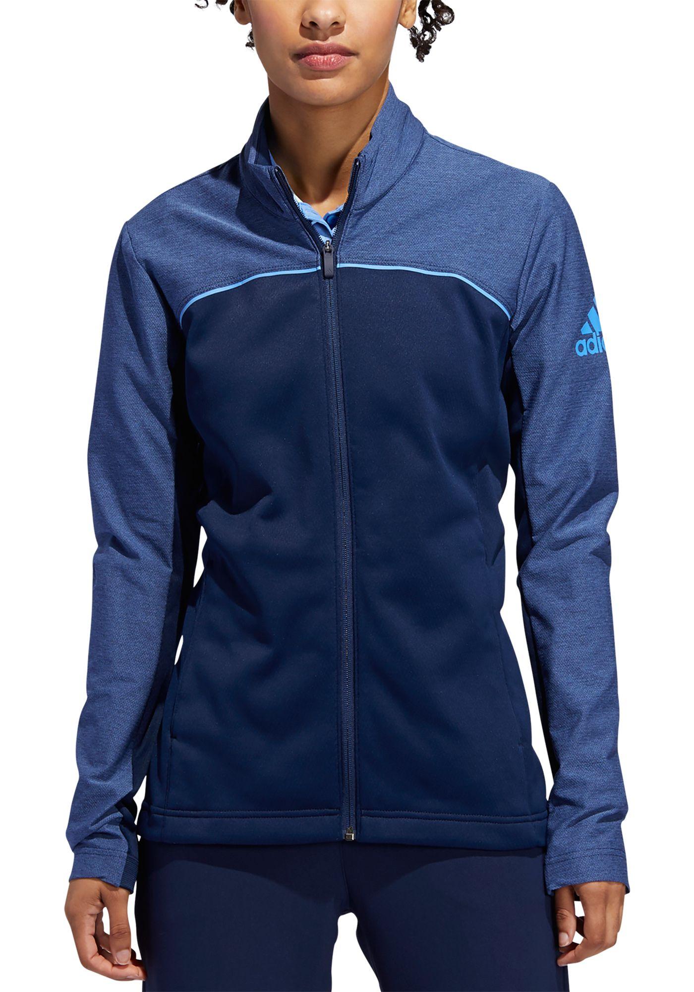 adidas Women's Go-To Full Zip Golf Jacket