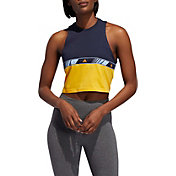 adidas Women's Hyper Crop Tank Top