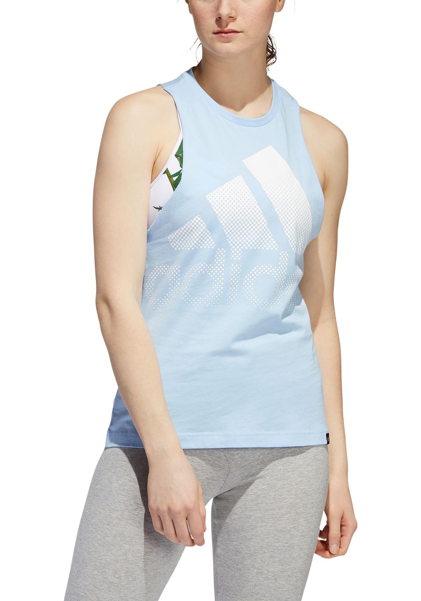 adidas Women's Hyper Muscle Tank Top