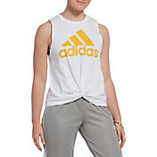 adidas Women's Knotted Tank Top