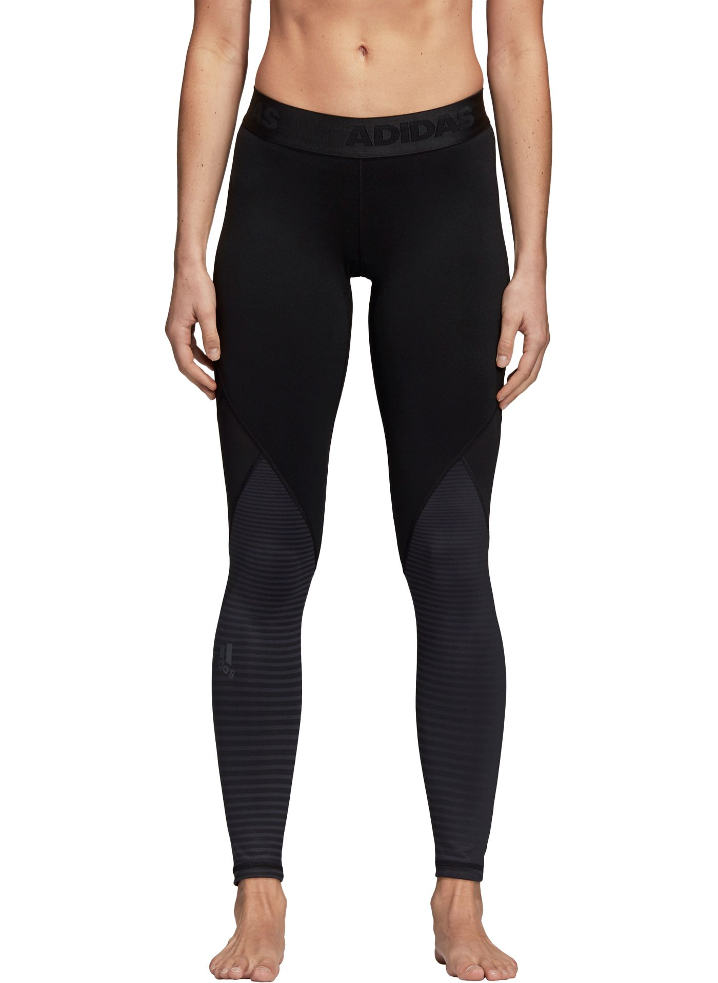 adidas Women's Alphaskin Climawarm Long Tights