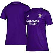 adidas Women's Orlando City Primary Replica Jersey