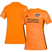 adidas Women's Houston Dynamo Primary Replica Jersey