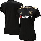 adidas Women's Los Angeles FC Primary Replica Jersey