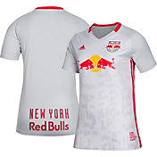 adidas Women's New York Red Bulls Primary Replica Jersey