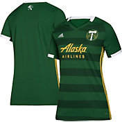 adidas Women's Portland Timbers Primary Replica Jersey