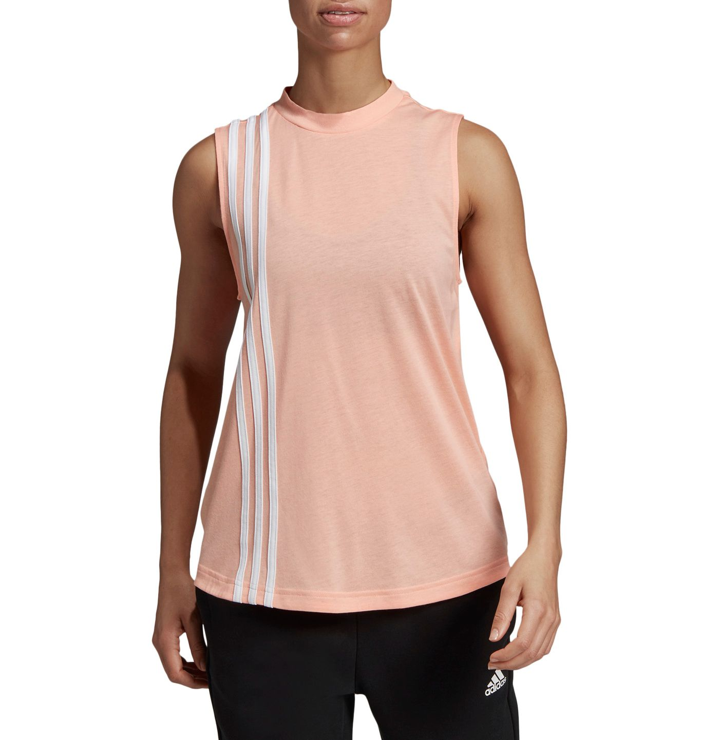 adidas Women's Must Have 3-Stripe Tank Top