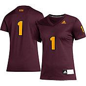 adidas Women's Arizona State Sun Devils #1 Maroon Replica Football Jersey