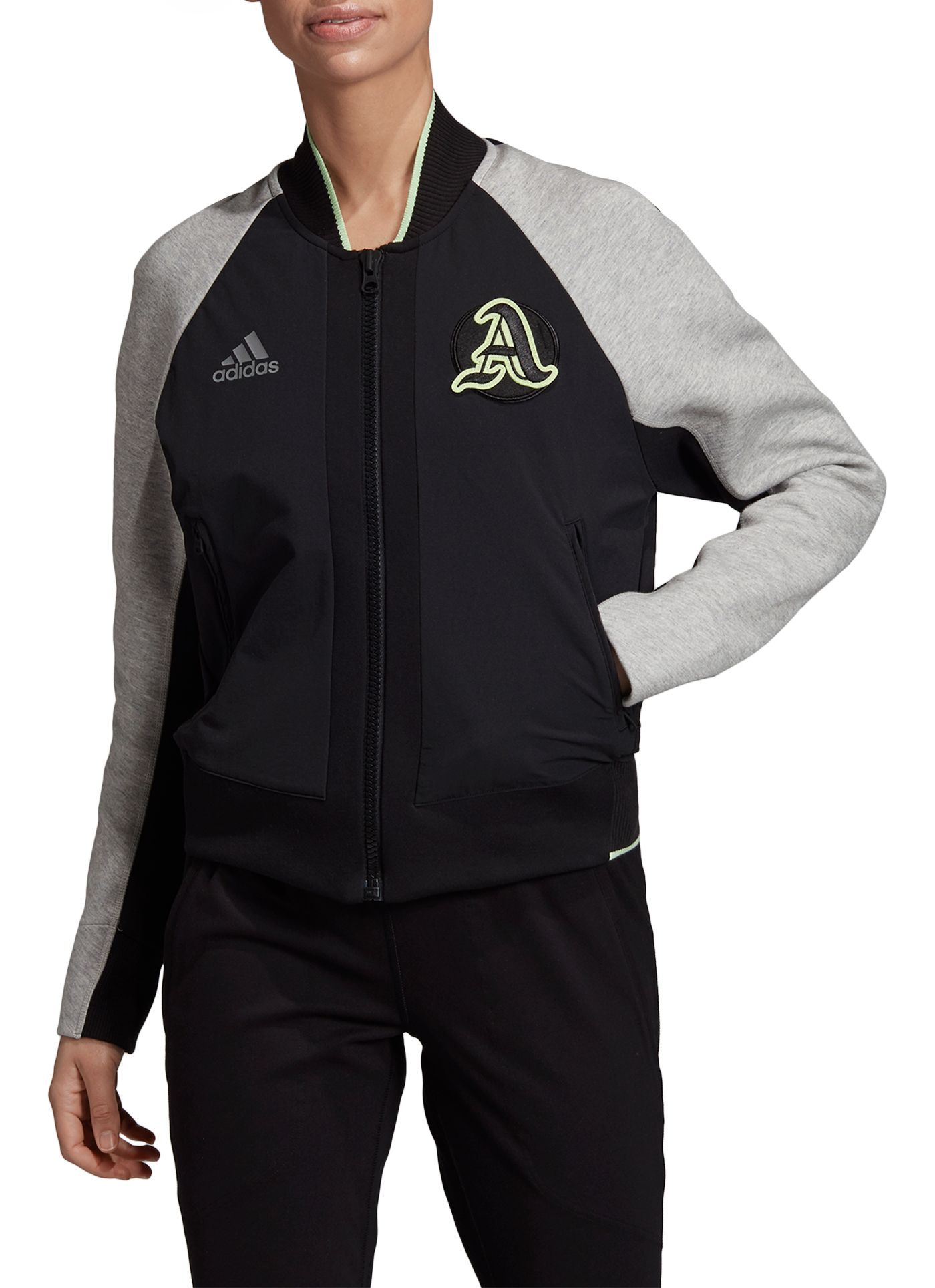adidas Women's New York Varsity Tennis Jacket
