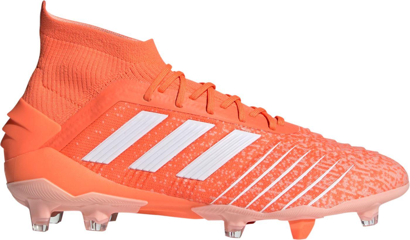 adidas Women's Predator 19.1 FG Soccer Cleats